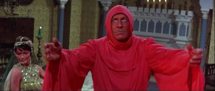 Filmhorror Com Maschera Della Morte Rossa La Recensione