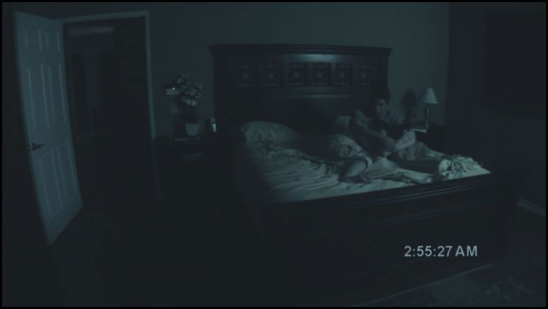 PARANORMAL ACTIVITY - recensione