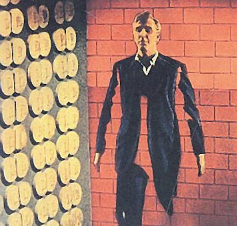 Lo scienziato attraversa i muri