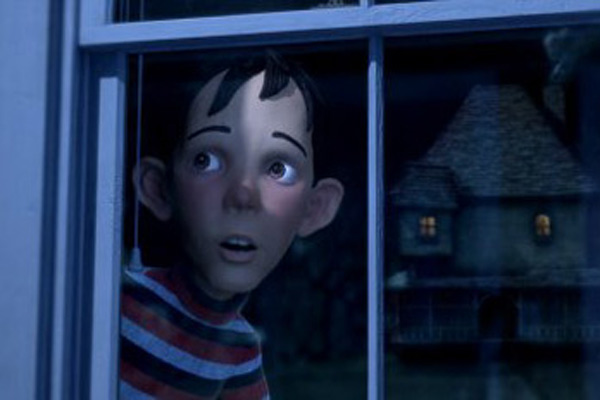 MONSTER HOUSE - recensione