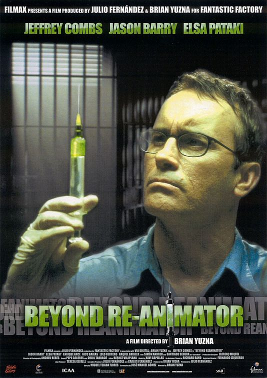 BEYOND RE - ANIMATOR