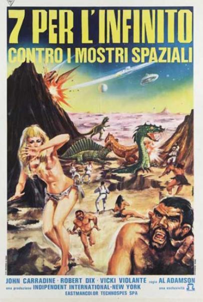 Locandina della versione italiana