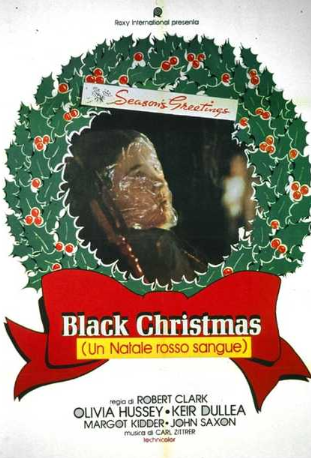 BLACK CHRISTMAS / UN NATALE ROSSO SANGUE
