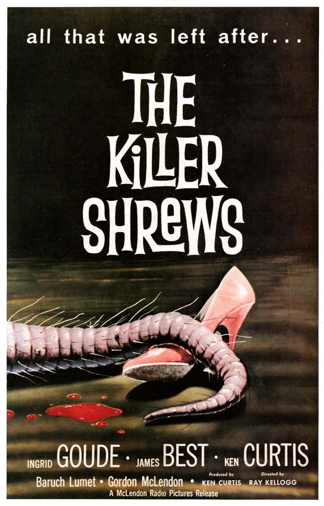 KILLER SHREWS (THE)
