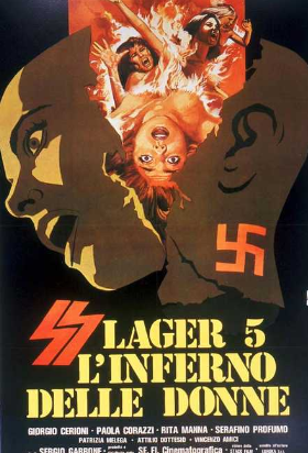 SS LAGER 5 / L'INFERNO DELLE DONNE