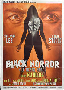 BLACK HORROR / LE MESSE NERE