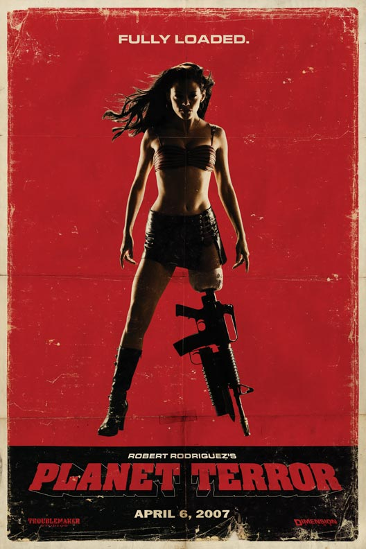 GRINDHOUSE / PLANET TERROR