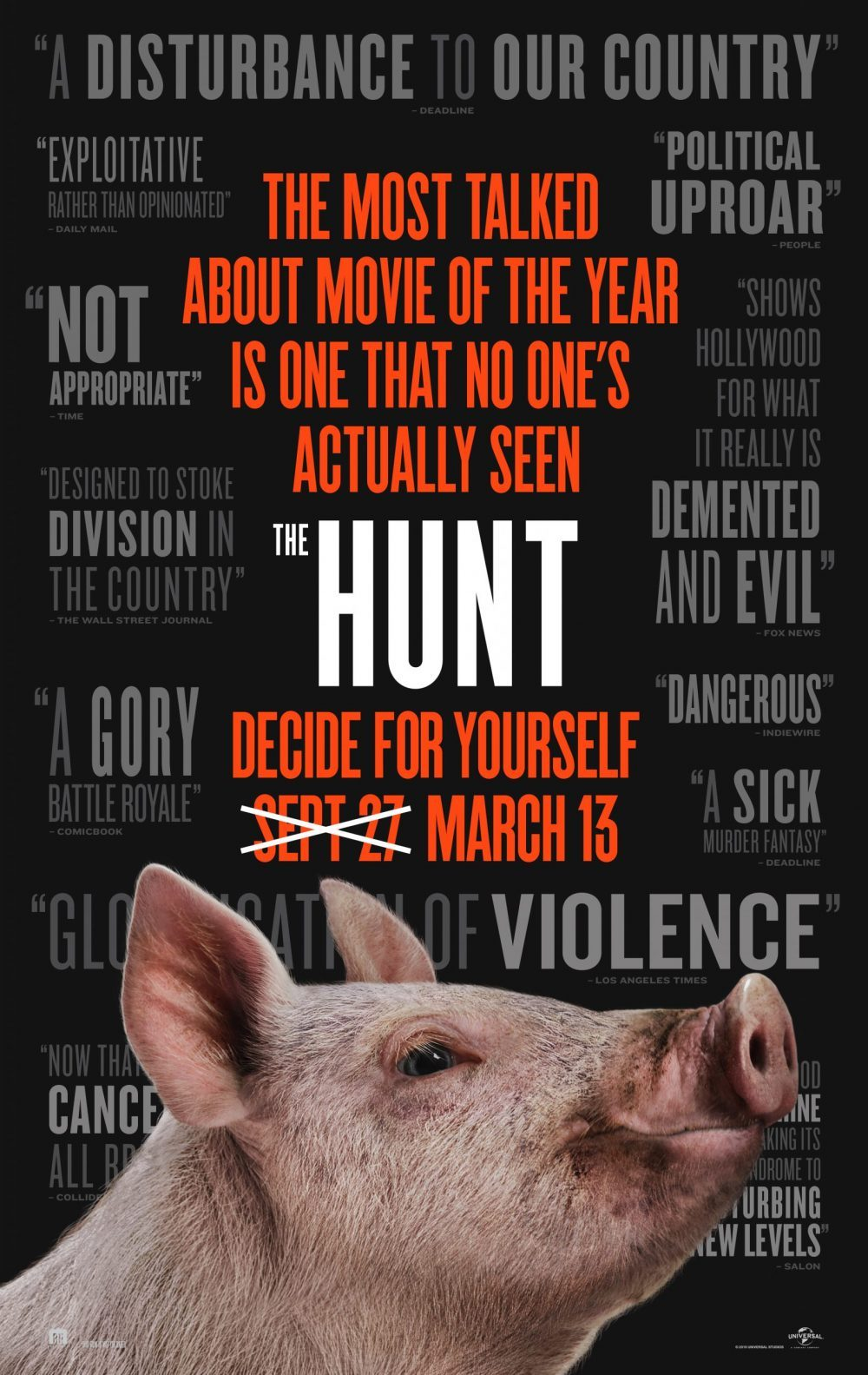 HUNT (THE) - recensione
