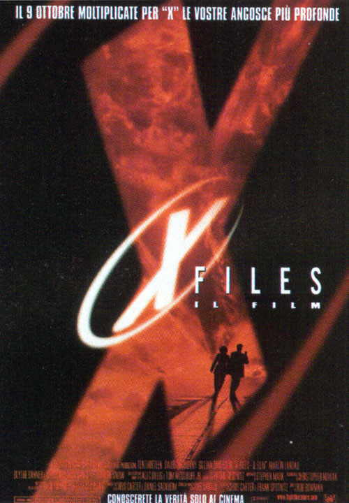 X FILES: IL FILM