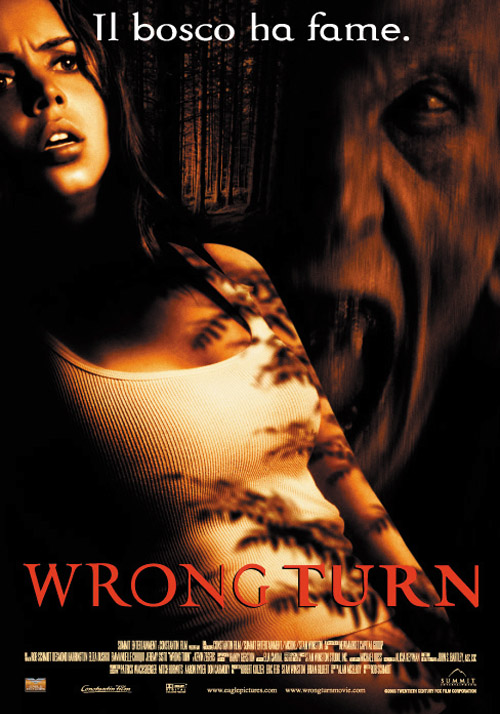 WRONG TURN / IL BOSCO HA FAME