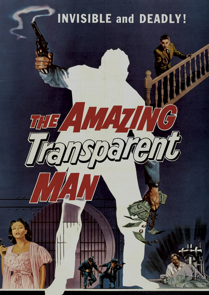 AMAZING TRANSPARENT MAN (THE)