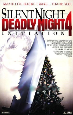 SILENT NIGHT, DEADLY NIGHT 4 / INITIATION