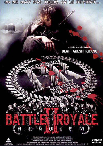 BATTLE ROYALE 2: REQUIEM - recensione