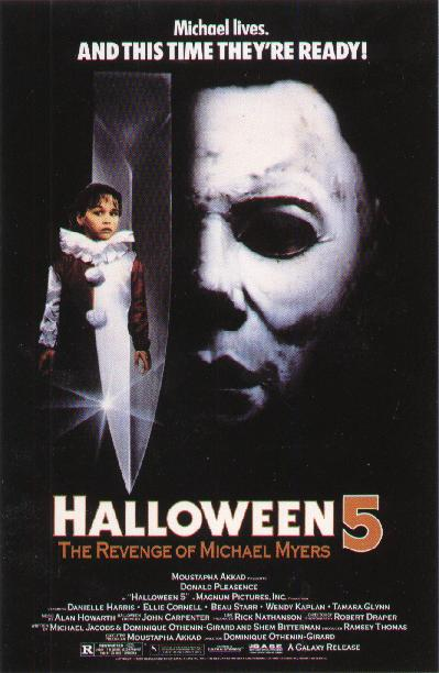 HALLOWEEN 5 / LA VENDETTA DI MICHAEL MYERS