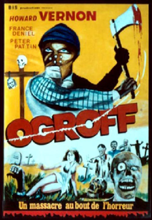 OGROFF / THE MAD MUTILATOR
