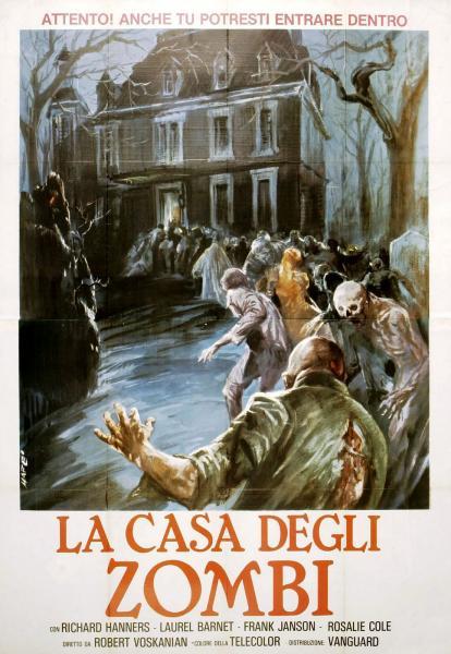 Filmhorror.com - CASA DEGLI ZOMBI (LA) recensione