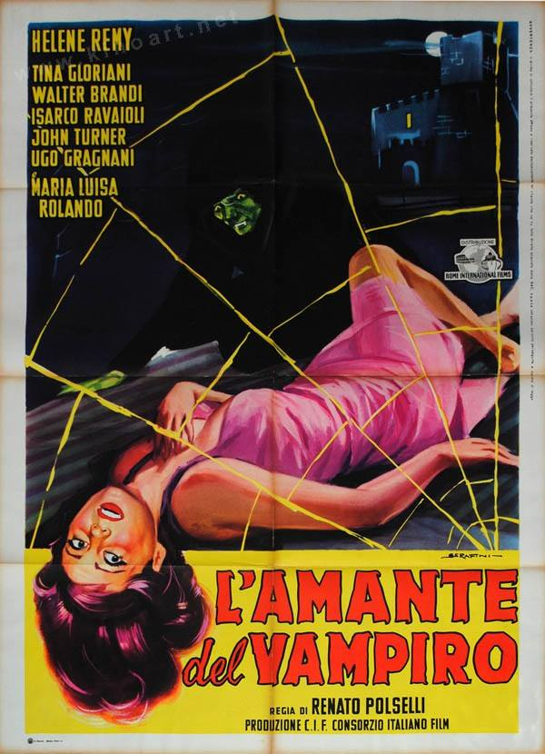 Image result for l'amante del vampiro