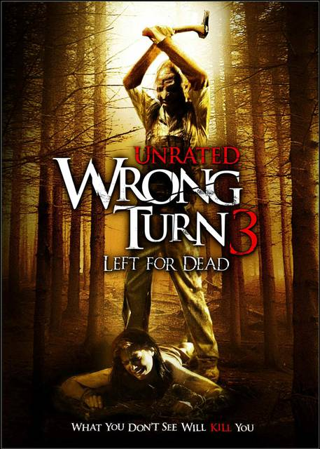 WRONG TURN 3 / SVOLTA MORTALE