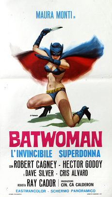 BATWOMAN L'INVINCIBILE SUPERDONNA