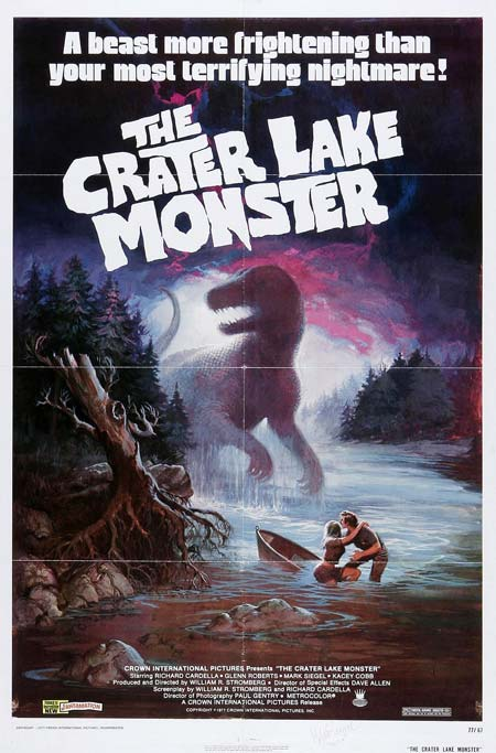 CRATER LAKE MONSTER (THE)